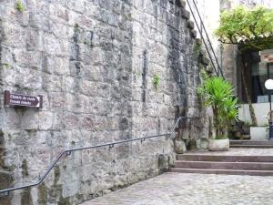 Chemin de ronde Porte de Navarre 4