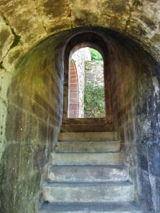 Chemin de ronde porte St Jacques 3