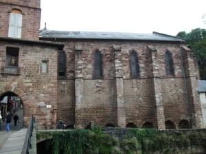 Eglise Notre Dame côté nive 2