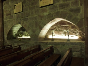 Eglise Notre Dame enfeus
