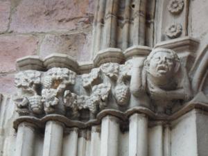 Eglise Notre Dame porte 3