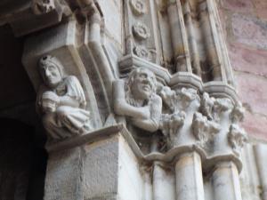 Eglise Notre Dame porte 4