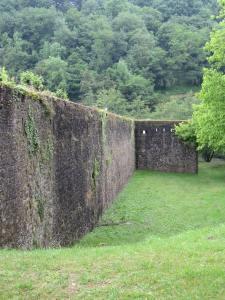Fronton Remparts