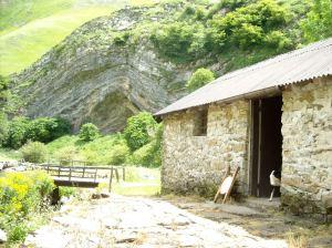 Grotte Harpea et cayolar