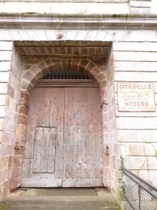 La Citadelle Pavillon entrée 5