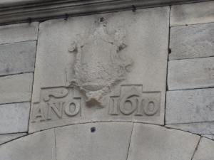 Maison des Etats de Navarre linteau 1