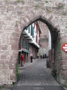 Porte de Navarre 2