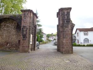 Porte d'Espagne 5