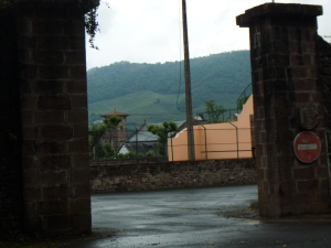 Porte d'Eyherraberry 1
