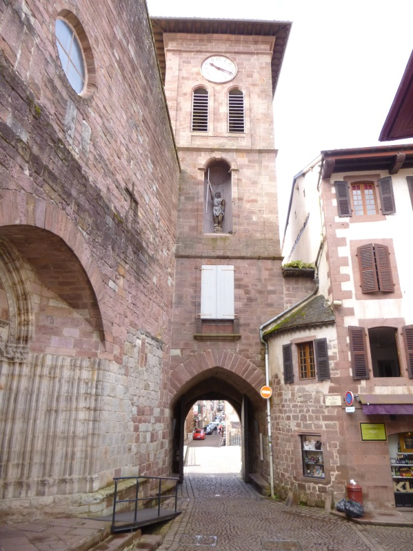 Porte Notre Dame St Jean Baptiste