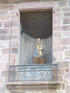 Porte Notre Dame Vierge