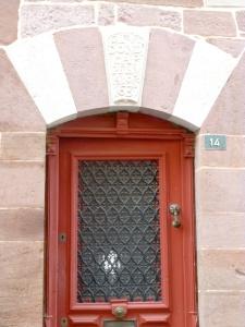 Rue de la Citadelle linteau capel mayor 2