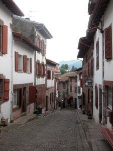 Rue de la Citadelle vers le bas