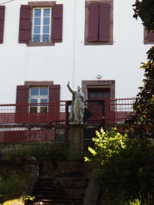Statue Jean de Mayorga