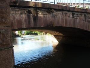 Vue du Pont neuf dessous